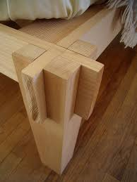 Japanese Platform Bed Woodworking Plans by Japanese Joinery For The Next Bed Diy Woodworking