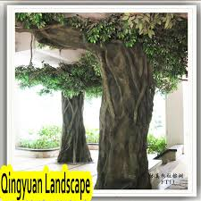 indoor artificial banyan tree large artificial decorative banyan