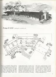 ranch house plans furthermore vintage house plans western ranch