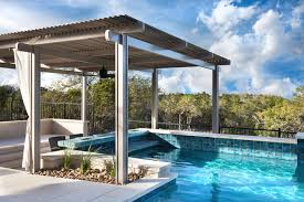 Shades For Patio Covers Pool Shade Ideas 7 Ways To Cover Your Swimming Pool