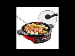 cuisine en pot j ลดราคา หม อส ก ไฟฟ า หม อไฟฟ า ม ลต ฟ งก ช น electric pot liven
