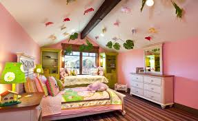 walls and trends bathroom girls bedrooms with pink walls and jungle room décor