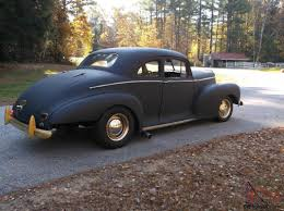 Cool 2 Door Cars 1942 Hudson Coupe Chevy Powered V8 Auto Hotrod Rat Rod Cool