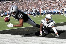 raiders thanksgiving game raiders do just enough to tie for 1st sfgate