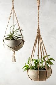 diamond hanging planter pair a5000 via etsyindoor wall herb