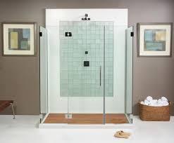 bathroom shower doors ideas shower door ideas for bathroom modern bathroom with frameless glass