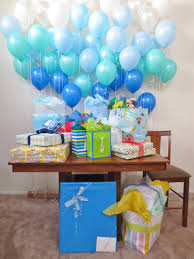 balloon decorations for baby birthday decoration idea luxury