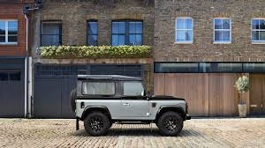 land rover defender 2015 special edition 2015 land rover defender autobiography edition side hd