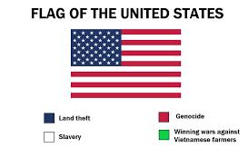 Flag Meme - a flag meme flag color representation parodies know your meme