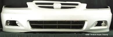 honda accord bumper cover 1998 2000 honda accord 2dr coupe front bumper cover bumper megastore