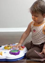 Baby Einstein Activity Table Baby Einstein Discovering Music Activity Table Review This West