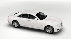 rolls royce white rolls royce ghost hire from herts limos