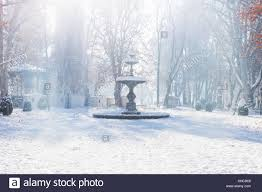 stalls and snow stock photos stalls and snow stock images alamy