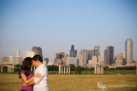 photographers in dallas leo and rachida s dallas engagement photos at park dallas