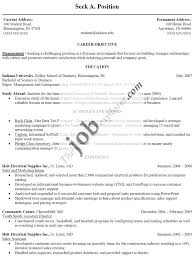 Sample Resume Of Personal Assistant by Resume Cover Letter Samples Internship Follow Up Email For
