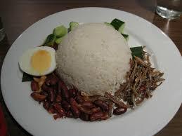 recette cuisine malaisienne recette nasi lemak riz au lait de coco à la façon malaisienne