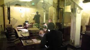 Map Room Map Room In The Churchill War Room London Youtube