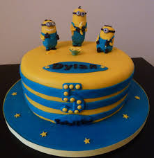 minion cakes u2013 decoration ideas little birthday cakes