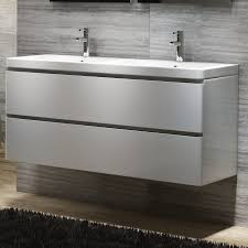 Vanity Basins Online Belfry 120cm Wall Mounted Vanity Unit Base Wayfair Uk Ideas