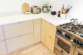 ikea kitchen base cabinets australia birch faced plywood kitchen using ikea base units and plykea
