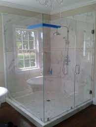 frameless glass doors for showers bathroom inspiring frameless shower glass door design frameless