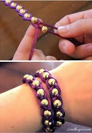 easy beaded bracelet images Diy bead bracelets pictures photos and images for facebook jpg