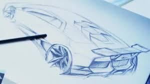 lamborghini sketch lamborghini gallardo successor teased in annoying heist type clip
