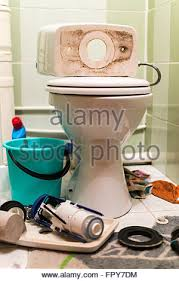 home interior toilet repairs shows work in progress plumbers