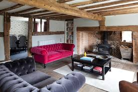 Decorating With Red Sofa Toronto Modern Red Sofa Living Room Contemporary With Silver Floor