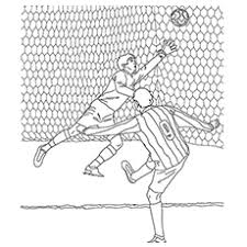 Soccer Coloring Pages Free Printables Momjunction Soccer Coloring Page