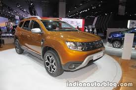 renault duster 2017 2018 dacia duster 2018 renault duster showcased at iaa 2017 live