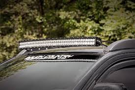 rough country light bar mounts rou 70543 rough country 05 15 tacoma toyota 40in curved led light