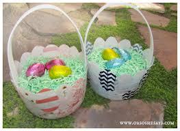 paper mache easter baskets fabric mache easter baskets a kid friendly craft she kari or