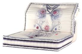 modular fabric sofa mah jong couture by roche bobois design hans