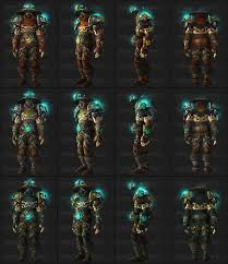 official patch 5 2 ptr notes tier 15 armor sets season 13 armor