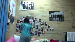 redecorating my room picture collage u0026 kpop posters youtube
