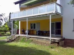 balkon mit treppe galerie balkone treppen s m s überdachungsbau mannheim