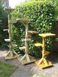 about us kitty klimbers outdoor cat trees and accessories