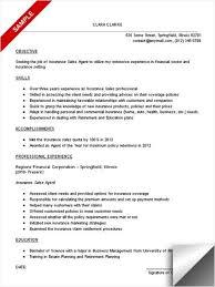 Insurance Resume Cover Letter Auto Insurance Agent Cover Letter