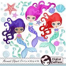 25 mermaid clipart ideas mermaid vector sea