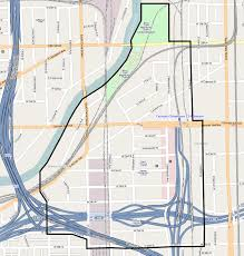 Zip Code Map San Jose by Chinatown Chicago Wikipedia