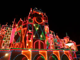 video it u0027s a small world holiday makes its debut for the 2015