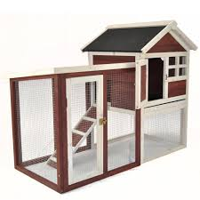 Diy Indoor Rabbit Hutch Amazon Com Advantek The Stilt House Rabbit Hutch Garden U0026 Outdoor