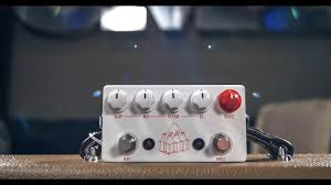 jhs delay riff jhs the milkman echo delay boost cme pedal demo