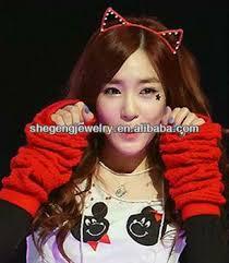 korean headband korea pop style cat ears headband hairband buy korea pop