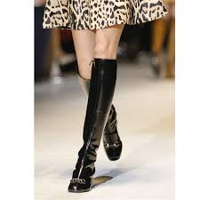 handmade serpentine pattern winter spring women dress boots