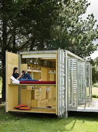 Container Home Design Software Free Online by Compact And Sustainable Port A Bach Shipping Container Holiday