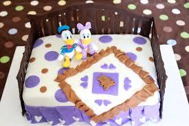manju u0027s eating delights baby crib cake for a baby shower