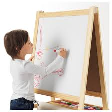 magnetic easel for toddlers måla easel ikea