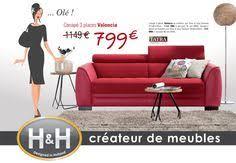 h et h canapé promotion canapé chez h h du meuble mérignac heth